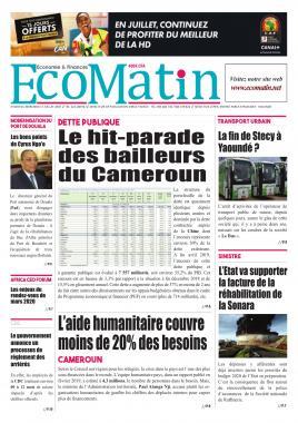 Ecomatin - 17/07/2019