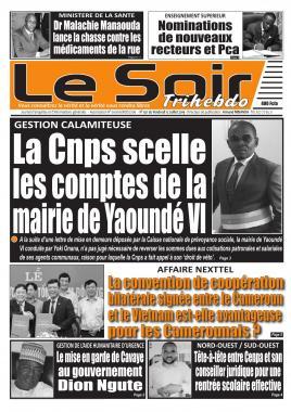 Le Soir - 12/07/2019