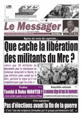 Le Messager - 15/07/2019