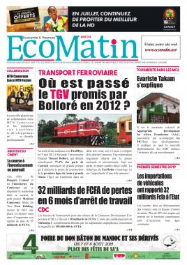 Ecomatin - 29/07/2019
