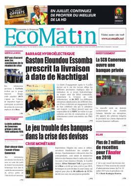 Ecomatin - 15/07/2019