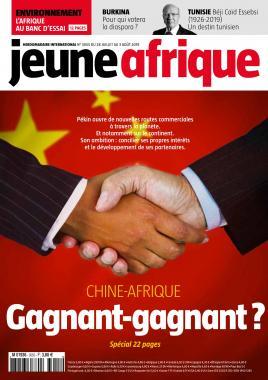 Jeune Afrique - 29/07/2019