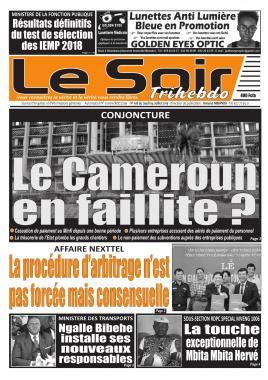 Le Soir - 04/07/2019