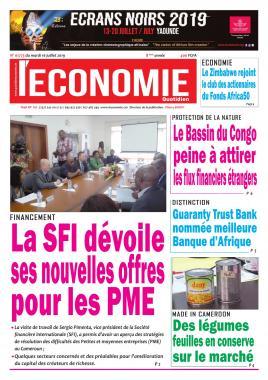 Le Quotidien de l'Economie - 09/07/2019