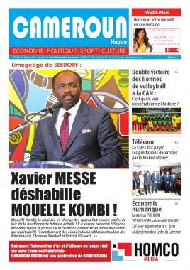 Cameroun Hebdo - 31/07/2019