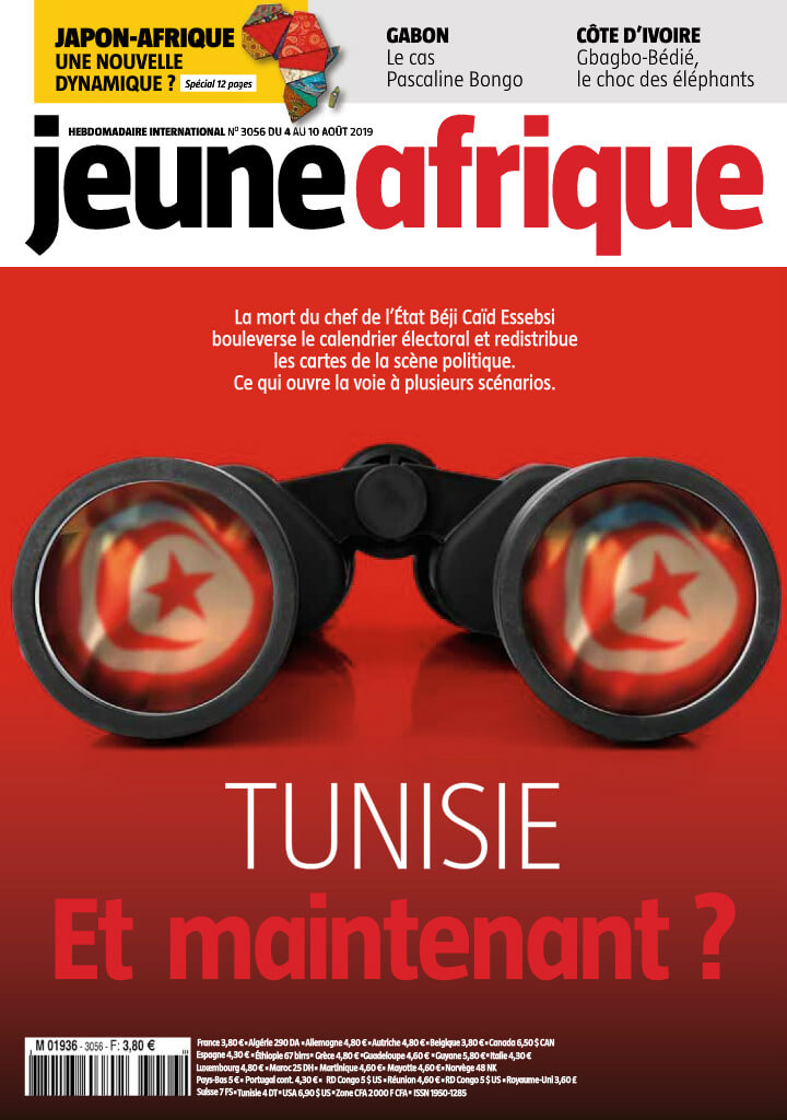 Jeune Afrique - 05/08/2019