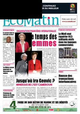 Ecomatin - 07/08/2019