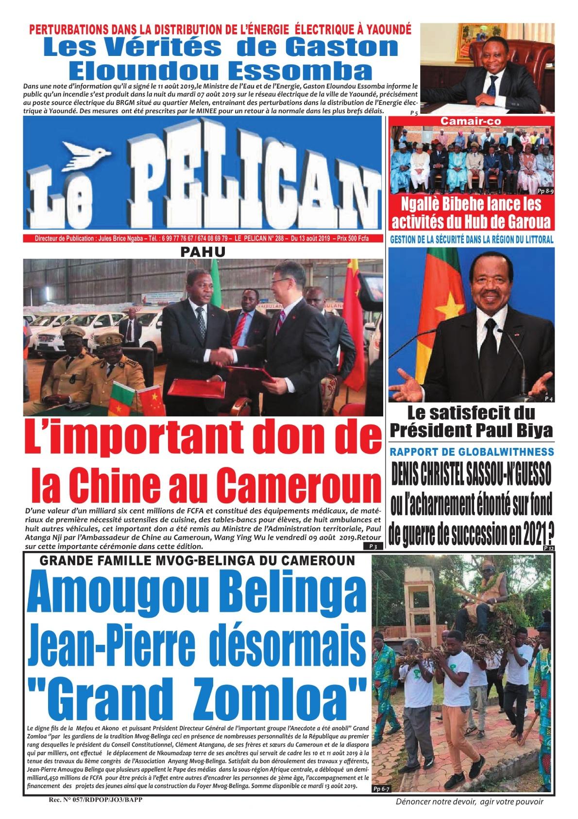 LE PELICAN - 13/08/2019