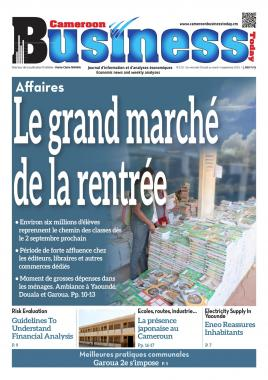 Cameroon Business - 28/08/2019