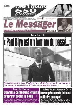 Le Messager - 09/08/2019