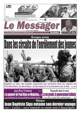 Le Messager - 16/08/2019