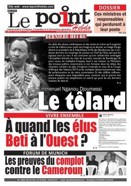 Le Point - 06/08/2019