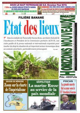 Horizons Nouveaux Magazine - 05/08/2019