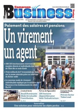 Cameroon Business - 21/08/2019