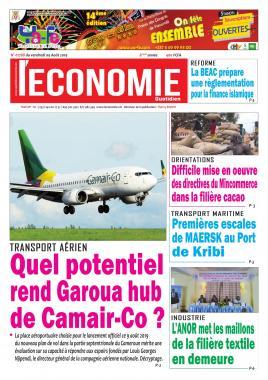 Le Quotidien de l'Economie - 09/08/2019