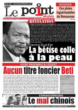 Le Point - 13/08/2019