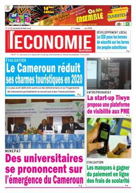 Le Quotidien de l'Economie - 08/08/2019