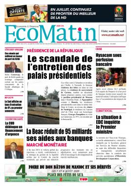 Ecomatin - 19/08/2019