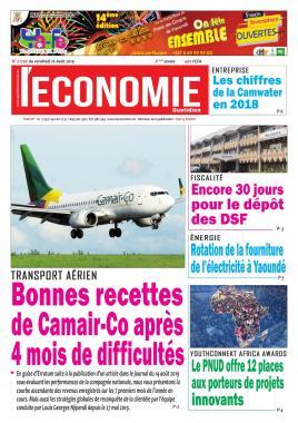 Le Quotidien de l'Economie - 16/08/2019
