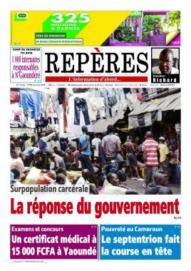 Repères - 05/08/2019
