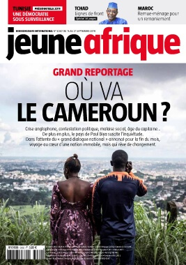 JEUNE AFRIQUE-16/09/2019