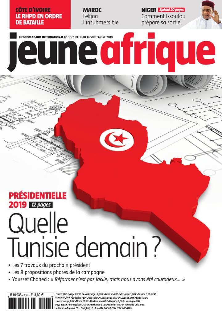 Jeune Afrique - 09/09/2019