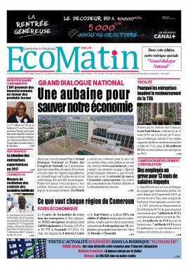 Ecomatin - 30/09/2019