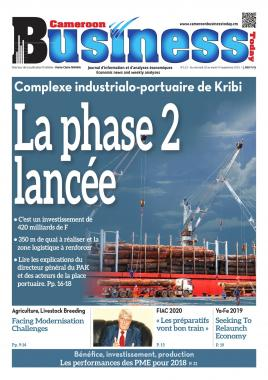 Cameroon Business - 18/09/2019