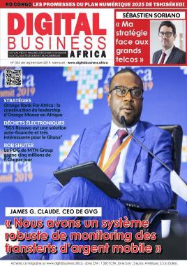 DIGITAL BUSINESS AFRICA - 17/09/2019