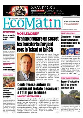 Ecomatin - 11/09/2019