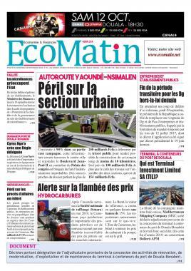 Ecomatin - 18/09/2019