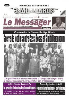 Le Messager - 06/09/2019