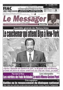 Le Messager - 18/09/2019