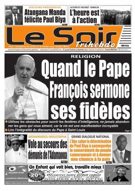 Le Soir - 13/09/2019