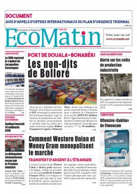Ecomatin - 09/09/2019