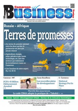 Cameroon Business - 30/10/2019