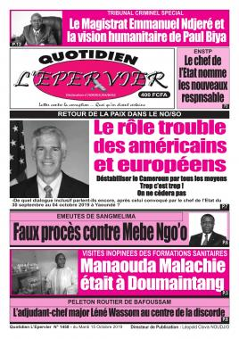 L'Epervier - 16/10/2019