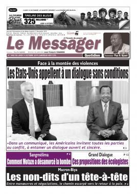 Le Messager - 14/10/2019