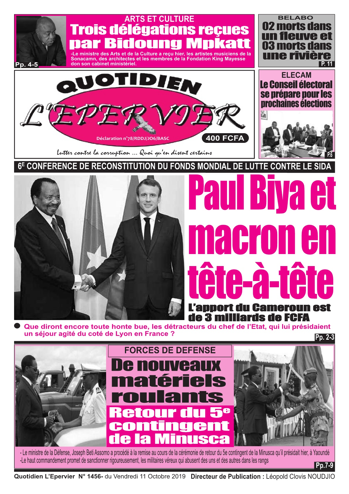 L'Epervier - 11/10/2019
