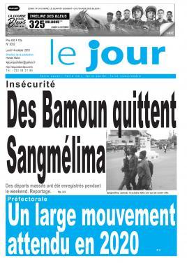 Le Jour - 14/10/2019