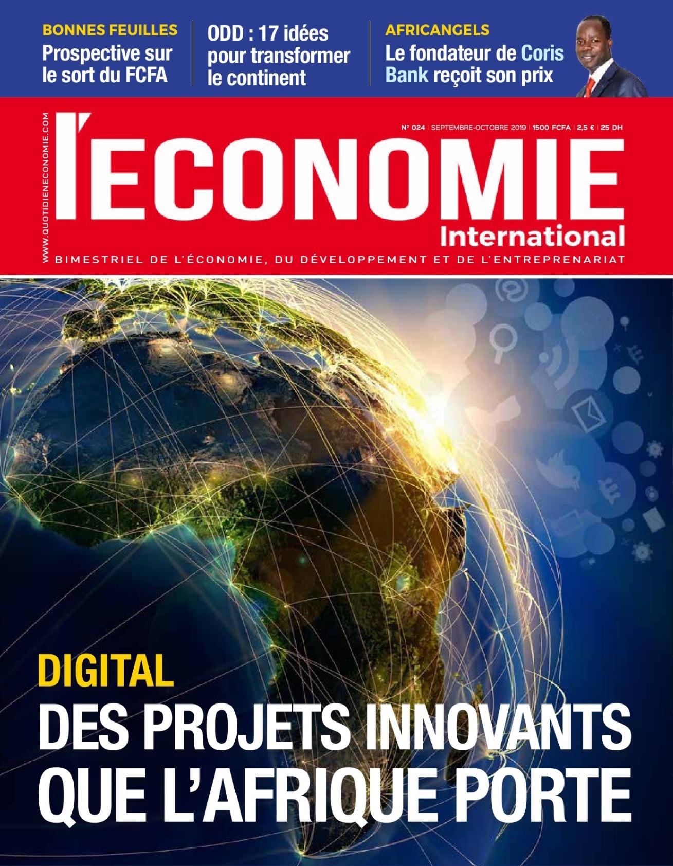 Le Quotidien de l'Economie - 14/10/2019