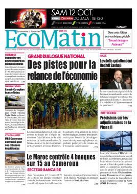 Ecomatin - 07/10/2019