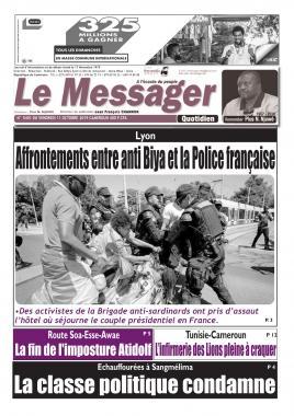 Le Messager - 11/10/2019