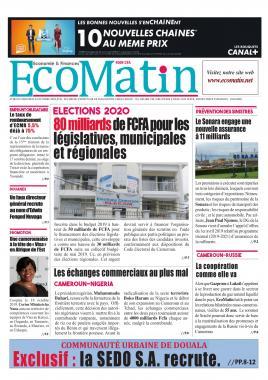 Ecomatin - 23/10/2019
