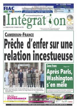 Intégration - 14/10/2019