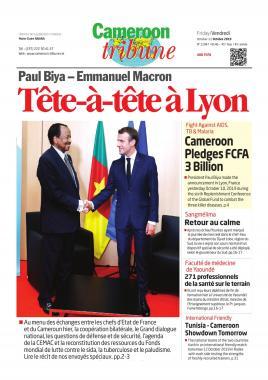 Cameroon Tribune - 11/10/2019