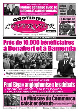 L'Epervier - 30/09/2019