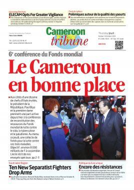 Cameroon Tribune - 10/10/2019