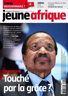 Jeune Afrique - 15/10/2019
