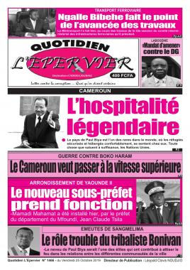 L'Epervier - 25/10/2019